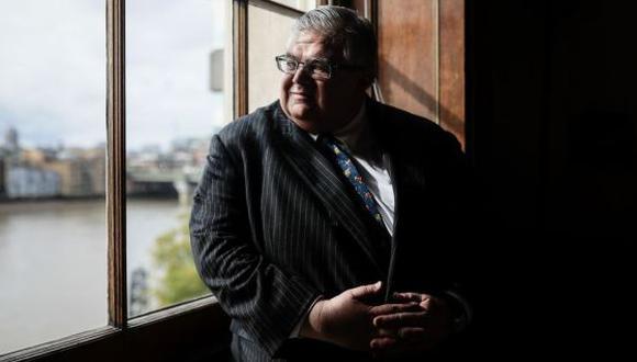 Agustín Carstens, jefe del Banco de Pagos Internacionales.