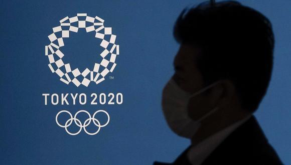 Los próximos Juegos Olímpicos iban a empezar el 24 de julio de este año, pero el 24 de marzo pasado se anunció que quedaban aplazados a causa del Covid-19. (Japón, Tokio) EFE/EPA/KIMIMASA MAYAMA