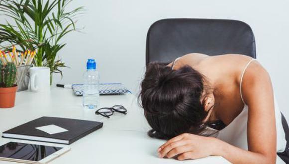 El Síndrome de Burnout es el agotamiento físico y mental debido al estrés crónico asociado con el trabajo y el desempleo. (Foto: Freepik)