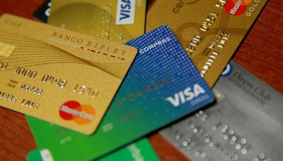 Es necesario darle un uso responsable y cuidadoso a la tarjeta de crédito. (Foto: Andina)
