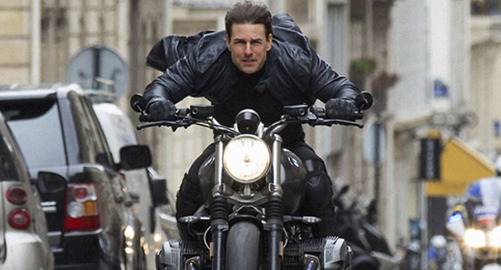 "FOTO 6 | ""Mission Impossible: 7"" (RODAJES DE CINE)"