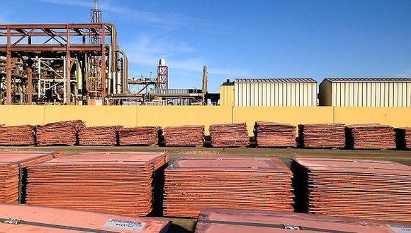 El cobre y algunos otros metales industriales operaban estables gracias a un acuerdo entre Estados Unidos y México que evitó la imposición de aranceles. (Foto: Reuters)