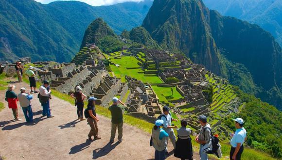 Machu Picchu. (Foto: GEC)