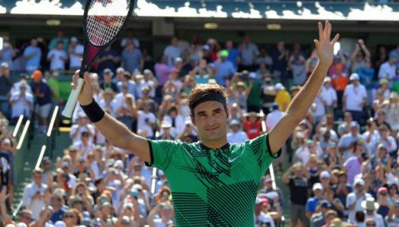 Roger Federer. (Foto: Getty Images)