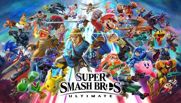 La última entrega del popular 'Smash' encabezó la exposición de Nintendo en el E3.
