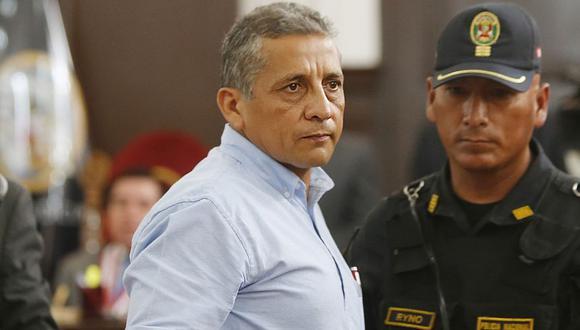 Antauro Humala purga condena por la muerte de cuatro policías durante la toma de la comisaría de Andahuaylas. (Foto: GEC)