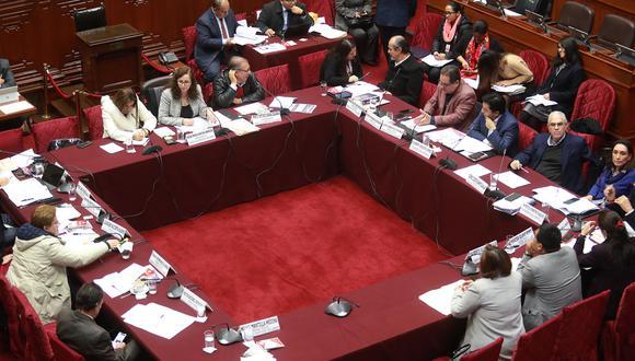 Nueva medida. La Comisión de Constitución aprobó que los padrones de los partidos políticos sean públicos. (Foto: Lino Chipana)