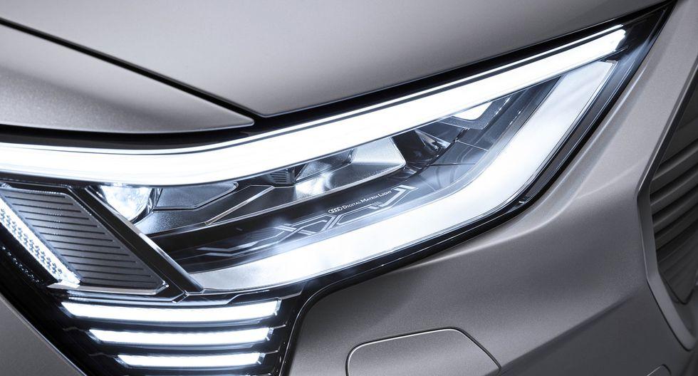 E-tron Sportback. (Foto: Audi)