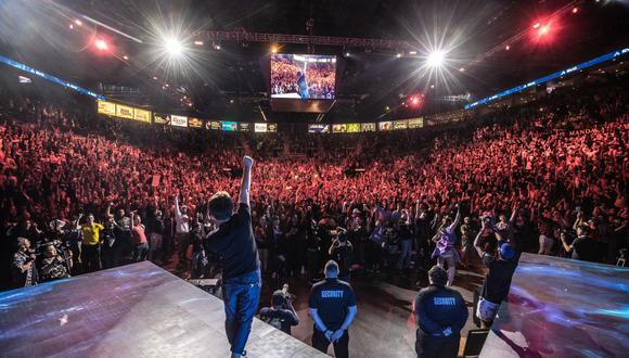 Evo es el mayor y más antiguo campeonato de videojuegos de lucha de la industria.