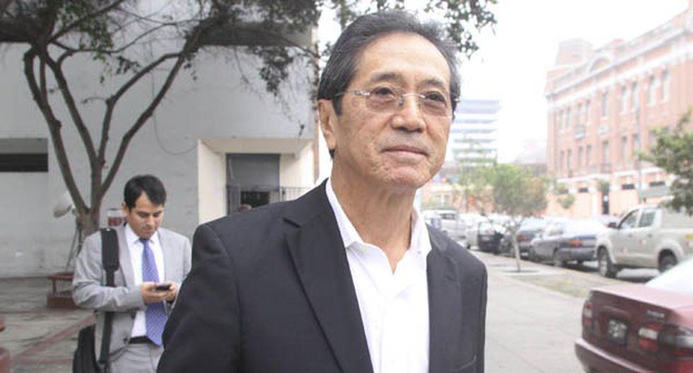 En el recurso presentado ante la Segunda Sala de Apelaciones, la defensa de Yoshiyama sostuvo que la orden de prisión preventiva no fue debidamente motivada. (Foto: GEC)