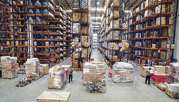 Las empresas implementan nueva tecnología en sus almacenes. (Foto: Difusión).