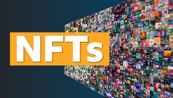 Los NFT (acrónimo en inglés de token no fungible o token criptográfico) son activos digitales que se autentifican a través de tecnología 'blockchain' o de cadena de bloques, consistente en un registro inalterable de un contenido digital único.  (Foto: BBC/BEEPLE).