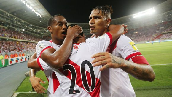 Selección Peruana (Foto: USI)