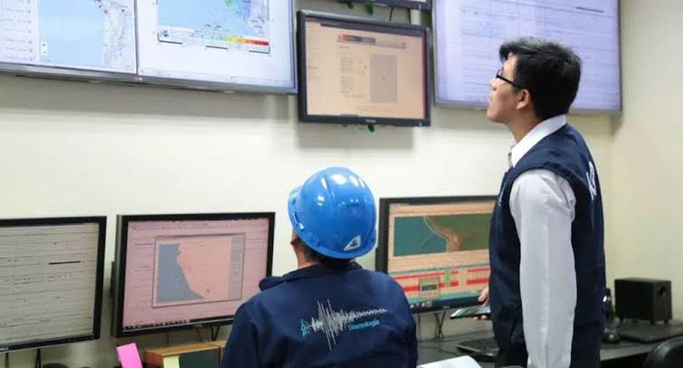 El sistema de alerta temprana de sismos  se instalará en toda la costa del país y contará con 110 sensores que serán distribuidos en todo el litoral peruano. (Foto referencial: IGP)