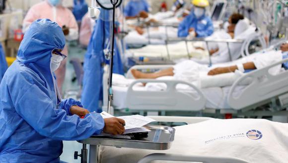 La pandemia del COVID-19 sigue golpeando fuerte al Perú.