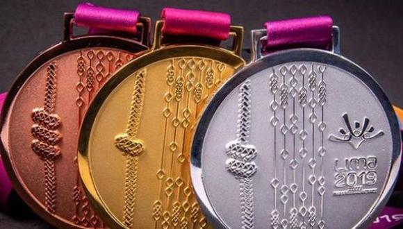 Así va el medallero al inicio del día 13 de competencia de Lima 2019. (Foto: Lima 2019)