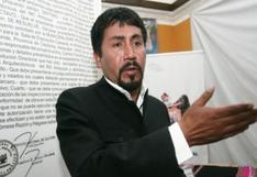 Gobernador regional de Arequipa: PJ ordena detención preliminar por 15 días de Elmer Cáceres