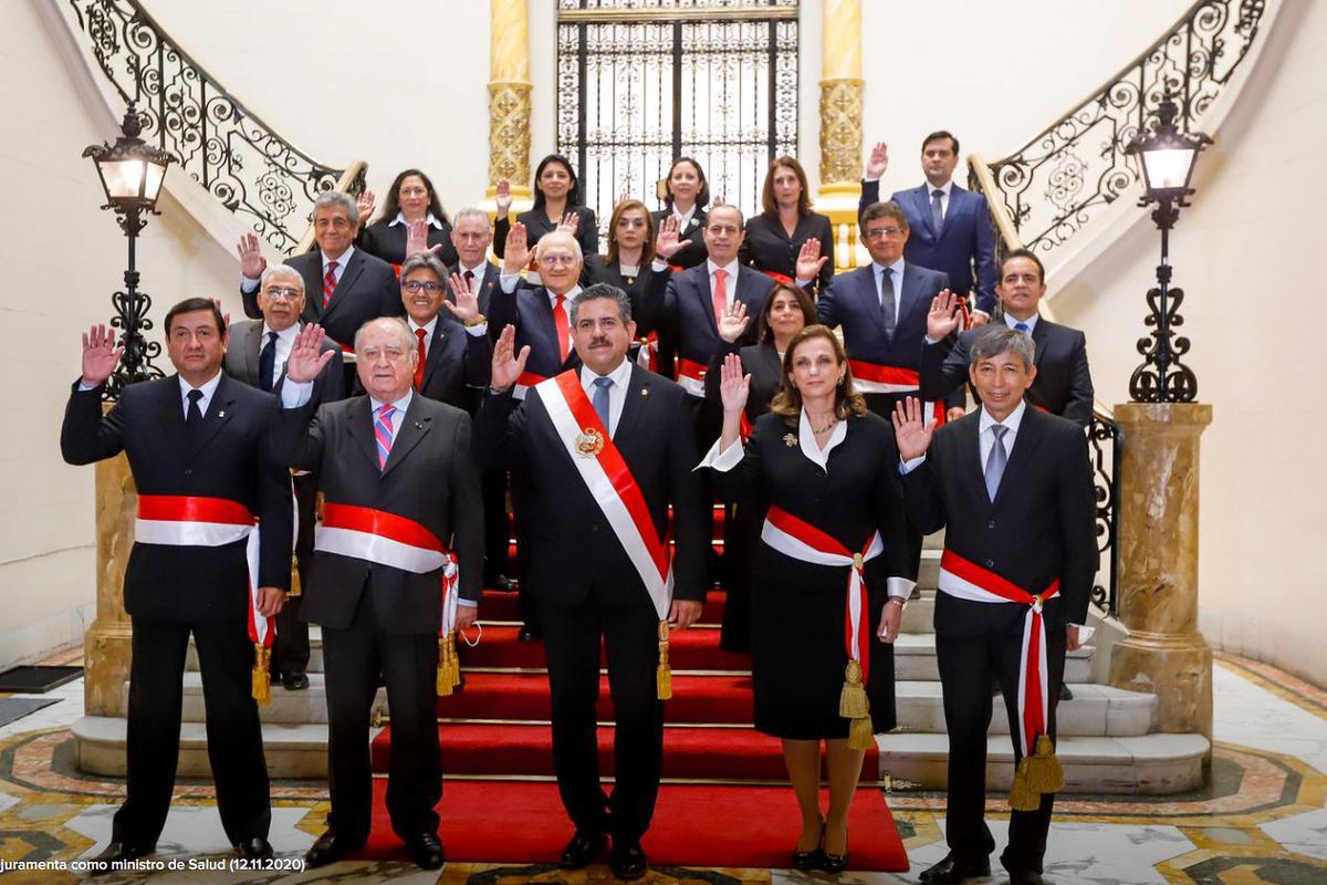 Estos son los miembros del gabinete Flores-Aráoz: Arista en Economía y Salinas  en Salud nndc | PERU | GESTIÓN