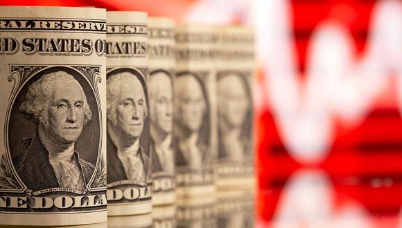 El dólar acumula una ganancia por encima de 12% frente al sol en lo que va del 2021. (Foto: GEC)