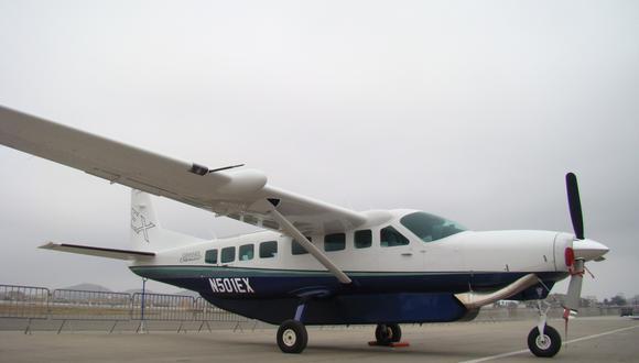 Las aeronaves tienen capacidad para entre seis y 12 pasajeros. (Foto: difusión)