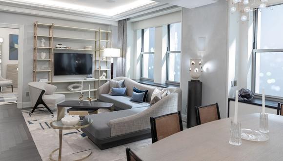 Para atraer inquilinos, los propietarios de Manhattan ofrecieron incentivos como meses gratis o el pago de las tasas de las agencias inmobiliarias en el 54% de los contratos de arrendamiento recién firmados.