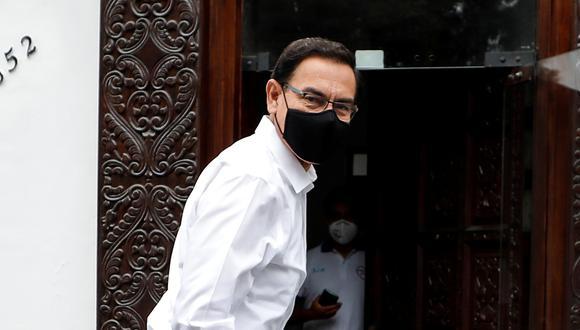 Subcomisión evaluará este lunes la denuncia constitucional contra Martín Vizcarra presentada por Yeni Vilcatoma. (Foto: Archivo Grupo El Comercio)