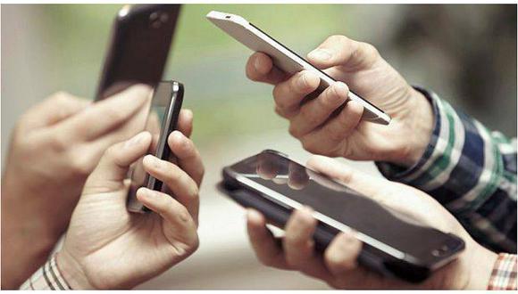 A fines de junio de este año se observaron casi 27.5 millones de líneas móviles que accedieron a internet en el Perú.