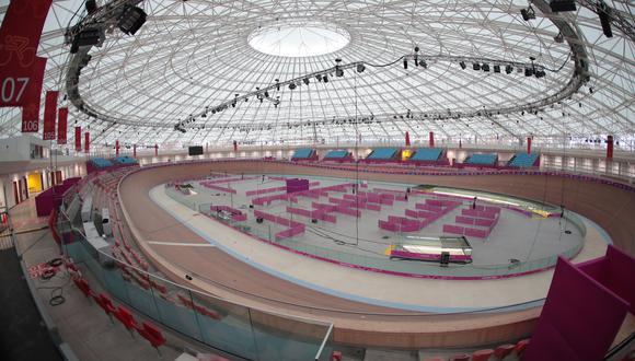 Recorrido por las sedes donde se realizara los panamericanos  2019 (Foto: GEC)