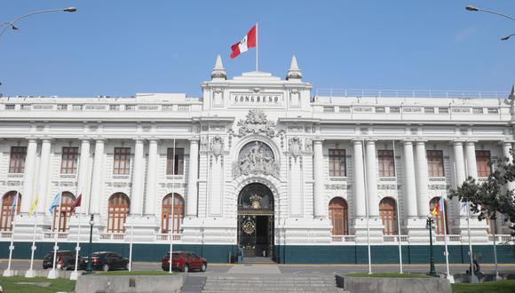 Los parlamentarios electos de Avanza País también felicitaron a Pedro Castillo tras su proclamación como presidente e hicieron una exhortación a que las autoridades actúen dentro del marco que establece la Constitución y las leyes. (Foto: GEC)
