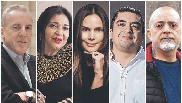 Conversamos con cinco destacados personajes de diversos rubros, quienes explican por qué los peruanos tenemos el corazón conectado al paladar