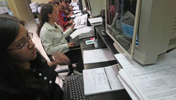 El periodo de prueba general según normativa peruana es de 3 meses para aquellos trabajadores que realizan labores de naturaleza común u ordinaria(Foto: Andina)