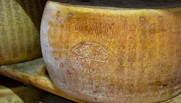 Debido a la precisión de los ingredientes y del proceso, el auténtico Parmigiano-Reggiano tiene un precio elevado. (Foto: AMANDA RUGGERI)