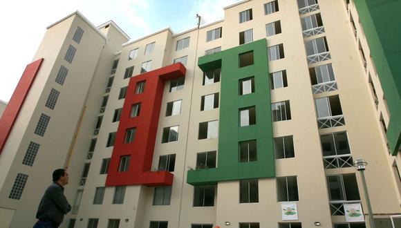 Alquilar un departamento de 100 m2 en Los Olivos cuesta S/ 1,380 al mes. (Foto: Difusión)