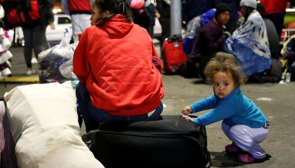 Según cifras de la Superintendencia Nacional de Migraciones, el 80% de venezolanos que ingresan a Perú portan pasaporte; y un 20 % ingresa con cédula de identidad. (Foto: Reuters)