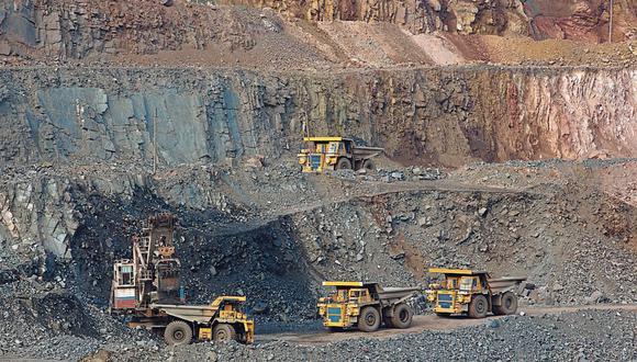 Impacto. Minería es clave para la economía.   (Foto: Bloomberg)