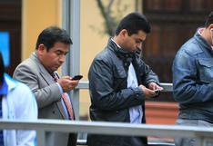 Ocho de cada diez peruanos se conectó a internet desde un celular en segundo trimestre del año