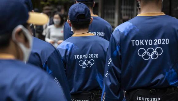 Si bien los involucrados en los juegos estarán algo aislados del público japonés, Tokio ha descartado el uso de dos principios básicos de contención: cuarentenas y vacunas. (Bloomberg)