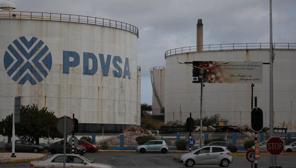 La refinería de PDVSA Isla en Willemstad (Curacao), está en medio de la disputa por la deuda que ConocoPhilips intenta cobrar a la petrolera venezolana. (Foto: Reuters)