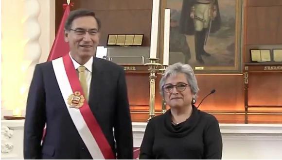 Sonia Guillén aseguró que responderá las dudas del Congreso sobre la contratación de 'Richard Swing' en el plazo de ley. (Foto: Difusión)