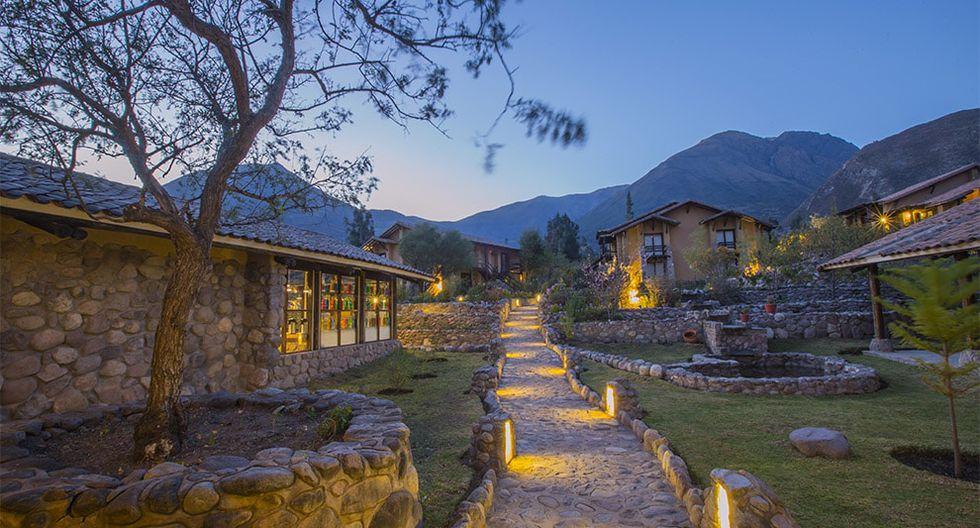Una de las 13 sedes que tiene la cadena boutique se ubica en Valle Sagrado (Cusco)
