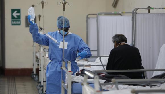El Gobierno flexibilizó los requisitos para acceder al subsidio por descanso médico. (Foto: César Bueno | GEC)