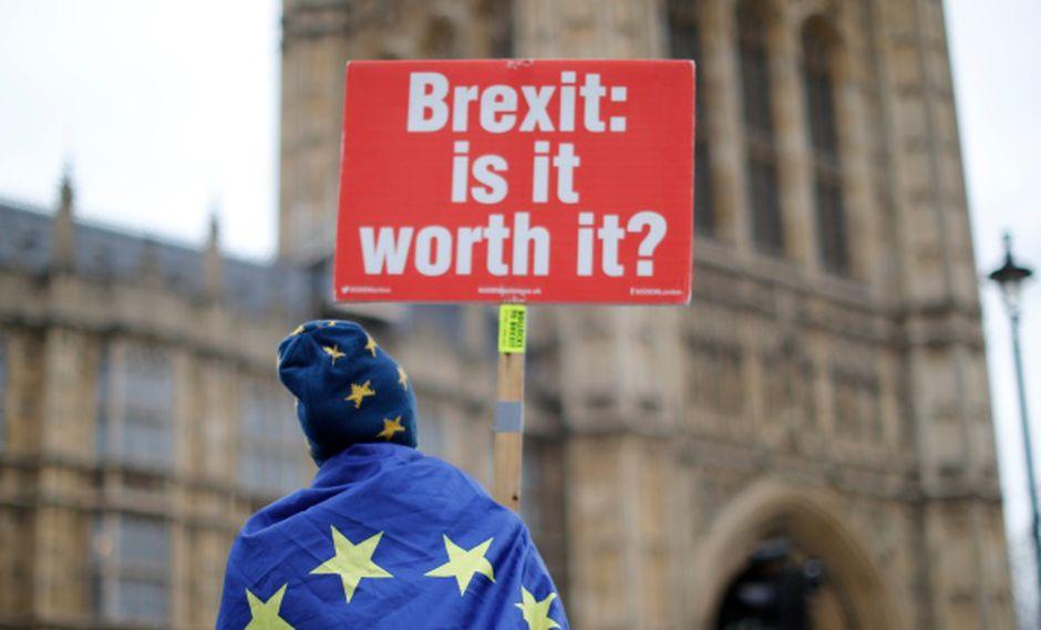 Inicia la carrera por la sucesión de Theresa May en el Reino Unido. (Foto: AFP)