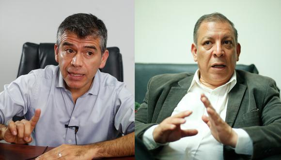 Desaprobación de Guzmán y Arana es la que más se elevó entre líderes políticos