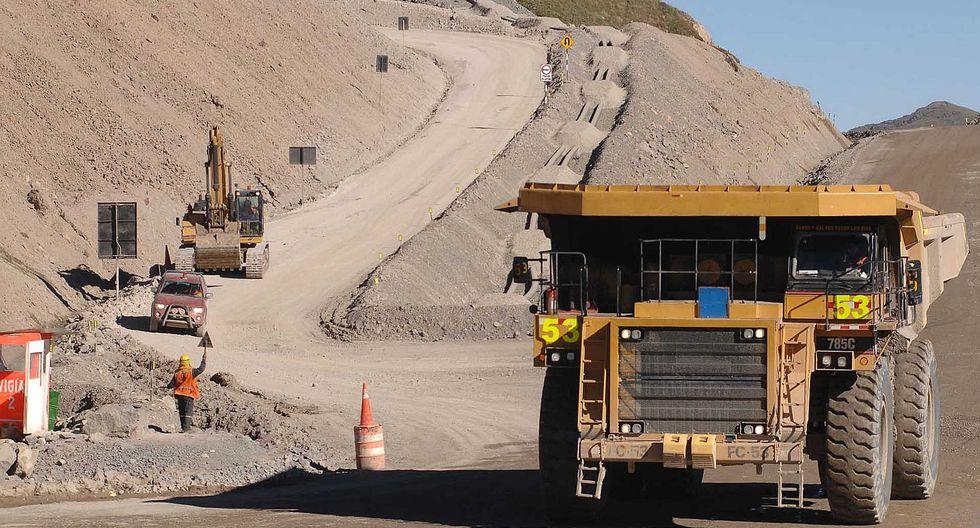 El Gobierno excluyó al subsector minero de las actividades prohibidas a realizar durante la emergencia nacional, aunque con ciertas condiciones. (Foto: GEC)