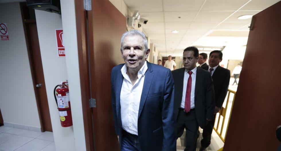 Luis Castañeda Lossio es investigado por presuntamente haber recibido aportes de OAS y Odebrecht en la campaña del 2014. (Foto: GEC)