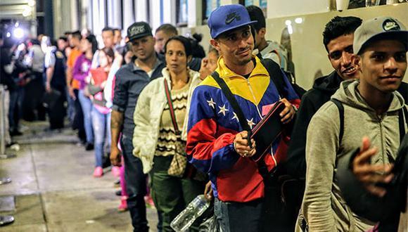 Perú buscará informar a la población de que un proceso de migración ordenado trae diversos beneficios. (Foto: Agencia Andina)