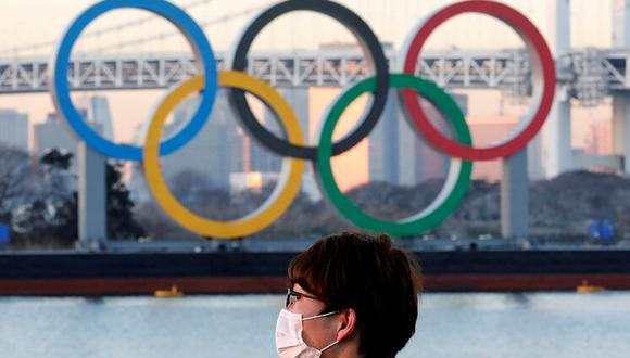 Juegos Olímpicos de Tokio 2020. (Foto: Difusión)