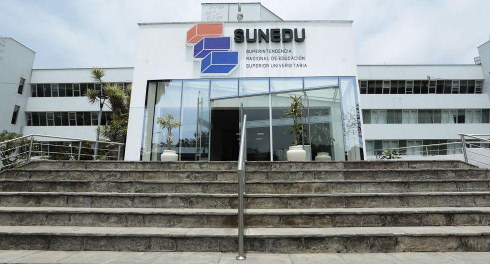"""FOTO   La Sunedu publicó el ranking como parte de su """"Informe bienal sobre la realidad universitaria peruana"""". (Foto: Diana Chávez)"""