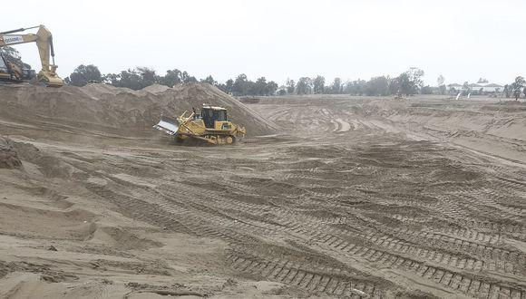 """Según las investigaciones de la fiscalía, el """"club de la construcción"""" operó entre los años 2011 y 2014 concertando precios para acceder a licitaciones. (Foto: GEC)"""