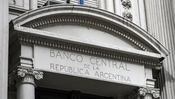 Banco Central de Argentina. (Foto: AFP)